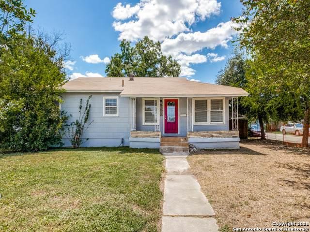2638 W Huisache Ave, San Antonio, TX 78228 (MLS #1559993) :: Concierge Realty of SA