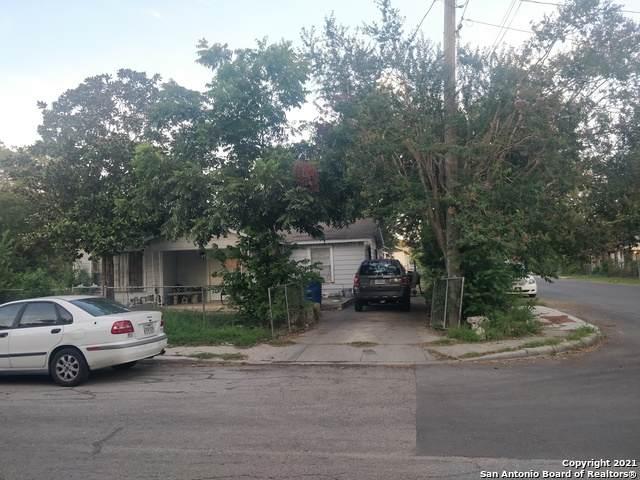 1634 Romero, San Antonio, TX 78237 (MLS #1560001) :: Vivid Realty
