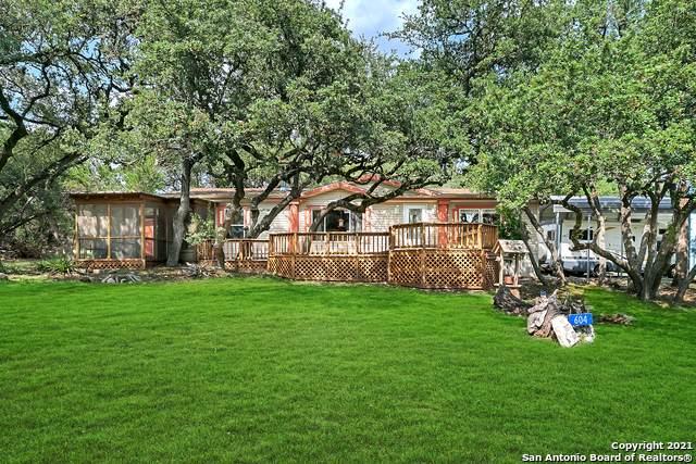 604 High Mesa Dr, Wimberley, TX 78676 (MLS #1560020) :: Concierge Realty of SA