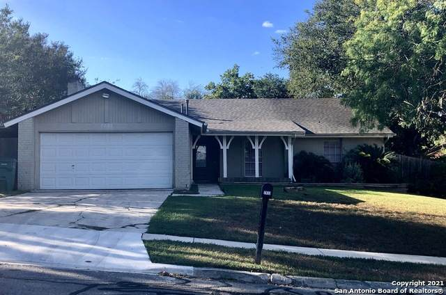 7833 Lazy Forest St, Live Oak, TX 78233 (MLS #1560031) :: Concierge Realty of SA