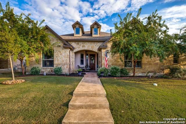 101 Massey Woods, Boerne, TX 78006 (MLS #1560035) :: Carter Fine Homes - Keller Williams Heritage