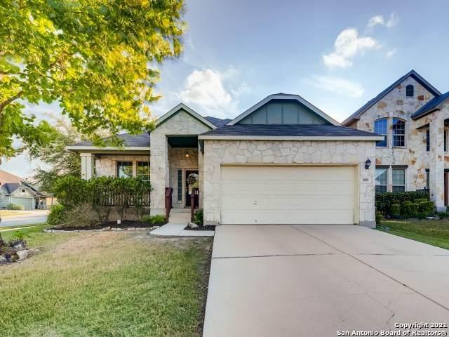 100 Brookshire, Cibolo, TX 78108 (MLS #1560042) :: Concierge Realty of SA