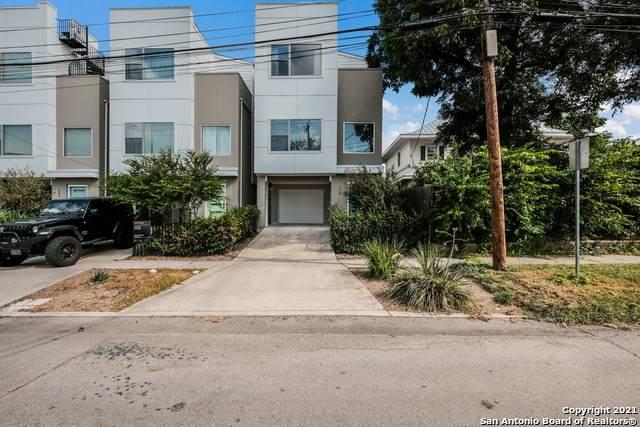 219 W Laurel, San Antonio, TX 78212 (MLS #1560054) :: Concierge Realty of SA