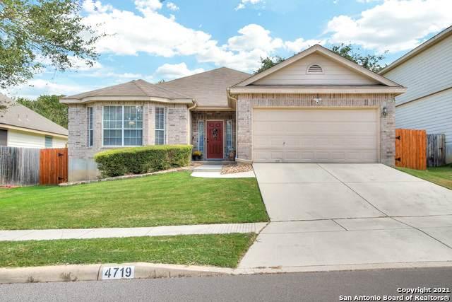 4719 Briley Elm, San Antonio, TX 78247 (MLS #1560062) :: Alexis Weigand Real Estate Group