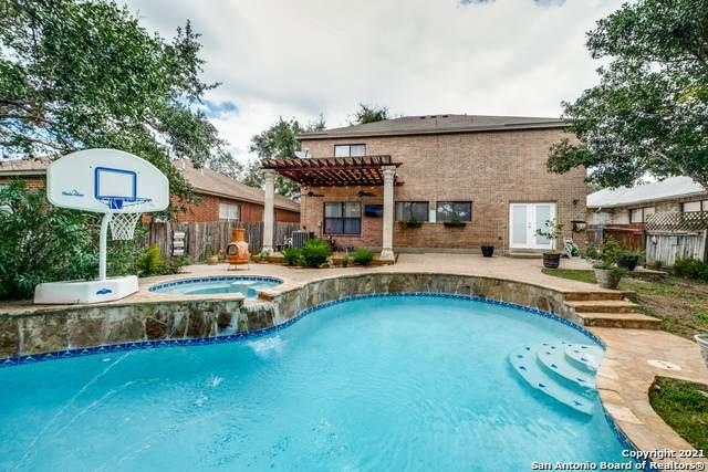 11922 Auburn Brook, San Antonio, TX 78253 (MLS #1560072) :: Santos and Sandberg