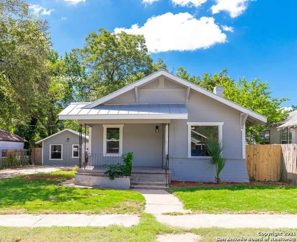 1108 Center St, San Antonio, TX 78202 (MLS #1560076) :: Concierge Realty of SA