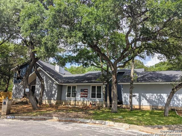 14723 Sir Huon St, San Antonio, TX 78248 (MLS #1560079) :: The Real Estate Jesus Team