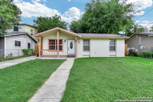 5011 Lark Ave, San Antonio, TX 78228 (MLS #1560087) :: Carter Fine Homes - Keller Williams Heritage