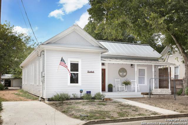 546 S Academy Ave, New Braunfels, TX 78130 (MLS #1560098) :: Concierge Realty of SA