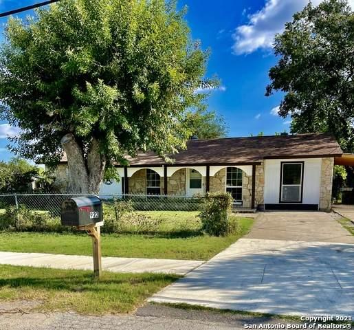 922 W Mally Blvd, San Antonio, TX 78221 (MLS #1560100) :: Exquisite Properties, LLC