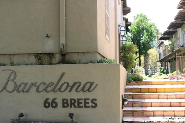 66 Brees Blvd #41, San Antonio, TX 78209 (MLS #1560103) :: The Rise Property Group