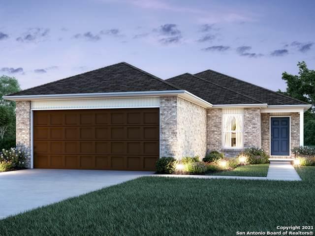 10502 Lateleaf Oak, San Antonio, TX 78223 (MLS #1560118) :: The Castillo Group