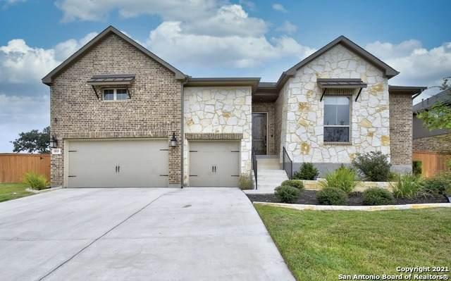 1815 Buckner Pass, San Antonio, TX 78253 (MLS #1560154) :: Beth Ann Falcon Real Estate