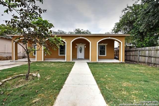 2434 Wayne Dr, San Antonio, TX 78222 (MLS #1560158) :: Exquisite Properties, LLC