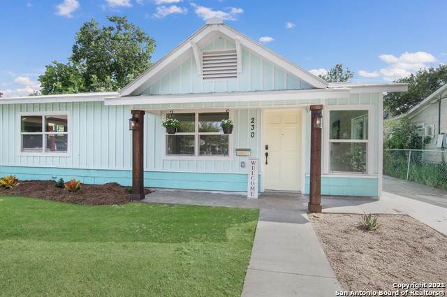 230 W Green Way Ave, San Antonio, TX 78226 (MLS #1560159) :: Phyllis Browning Company