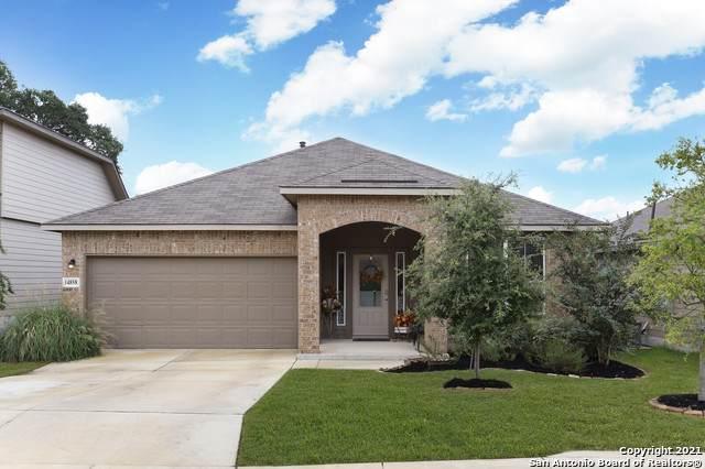 14858 Horned Lark, San Antonio, TX 78253 (MLS #1560162) :: Alexis Weigand Real Estate Group