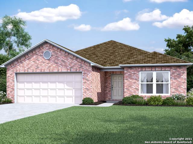 3313 Ridge Place, Seguin, TX 78115 (MLS #1560175) :: Alexis Weigand Real Estate Group