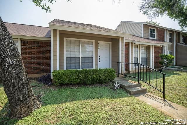 9140 Timber Path #4102, San Antonio, TX 78250 (MLS #1560285) :: The Rise Property Group