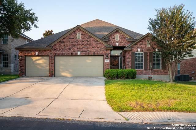 11723 Fabiana, San Antonio, TX 78253 (MLS #1560323) :: The Gradiz Group
