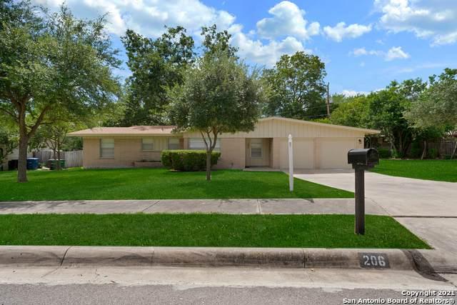 206 Enchanted Dr, San Antonio, TX 78216 (MLS #1560333) :: NewHomePrograms.com