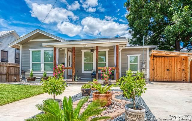 815 E Quincy St, San Antonio, TX 78215 (MLS #1560375) :: Concierge Realty of SA
