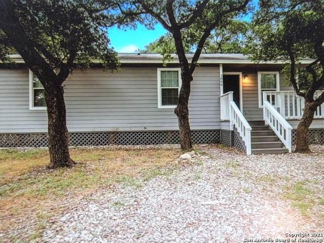 1806 Lonesome, Canyon Lake, TX 78133 (MLS #1560387) :: BHGRE HomeCity San Antonio