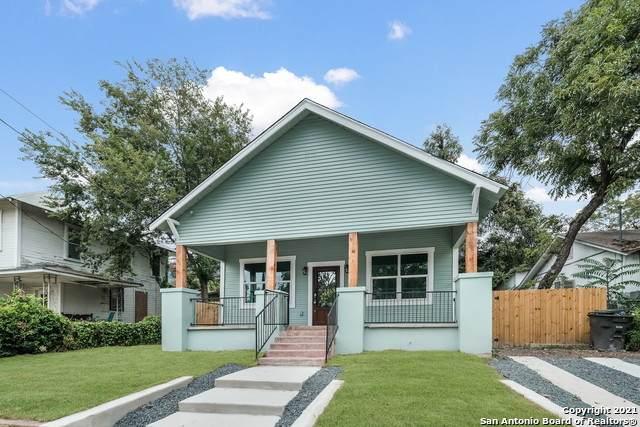 113 Dilworth St, San Antonio, TX 78203 (MLS #1560428) :: Phyllis Browning Company