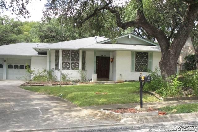 3423 Northmoor St, San Antonio, TX 78230 (MLS #1560465) :: The Lopez Group