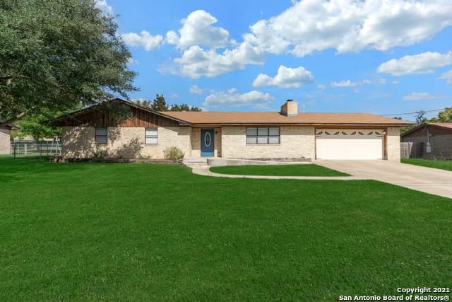 106 Fawn Ridge Trail, Kerrville, TX 78028 (MLS #1560479) :: EXP Realty