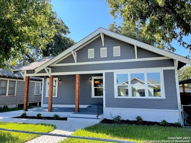 138 Felisa St, San Antonio, TX 78210 (MLS #1560483) :: The Lopez Group
