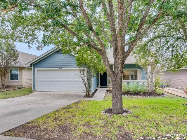 115 Running Brook, Cibolo, TX 78108 (MLS #1560530) :: Real Estate by Design