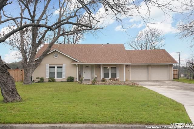 116 S Gardenview, Castle Hills, TX 78213 (MLS #1560531) :: Santos and Sandberg