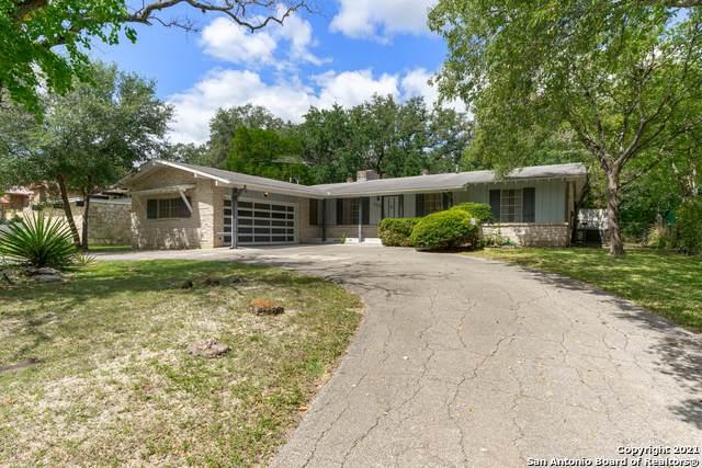 1103 Homeric Dr, San Antonio, TX 78213 (MLS #1560542) :: Texas Premier Realty