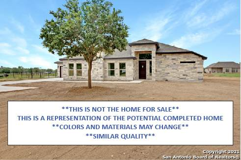 128 W Short Meadow Drive, Lytle, TX 78052 (MLS #1560562) :: EXP Realty