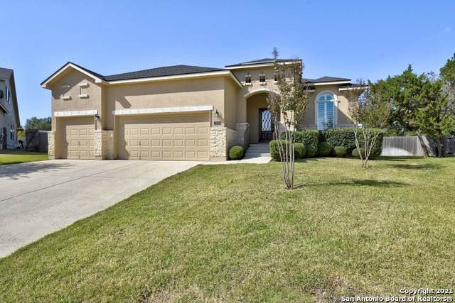 2903 Ellis Park, San Antonio, TX 78259 (MLS #1560571) :: Beth Ann Falcon Real Estate