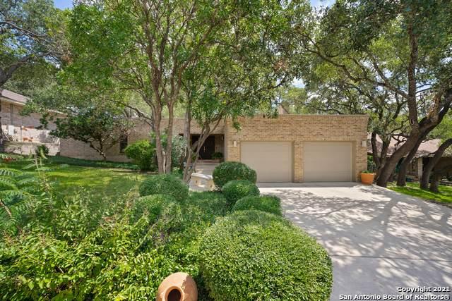 11206 Whisper Falls St, San Antonio, TX 78230 (MLS #1560585) :: Santos and Sandberg