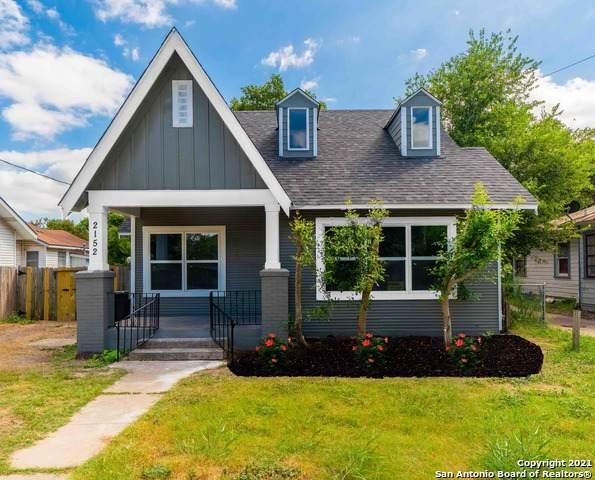 2152 Hays St, San Antonio, TX 78202 (MLS #1560601) :: 2Halls Property Team | Berkshire Hathaway HomeServices PenFed Realty
