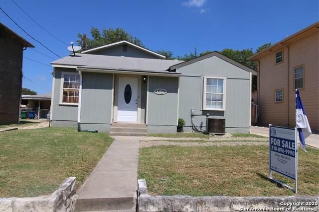 615 W Ridgewood Ct, San Antonio, TX 78212 (MLS #1560645) :: Santos and Sandberg