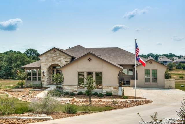 615 Battistrada, New Braunfels, TX 78132 (MLS #1560661) :: Sheri Bailey Realtor