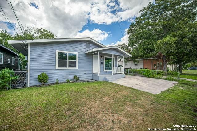 1546 N Center St, San Antonio, TX 78202 (MLS #1560666) :: Real Estate by Design