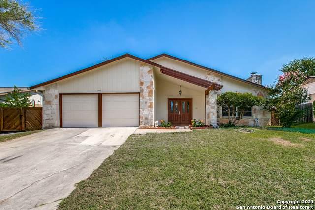 5811 Valley Forge Ave, San Antonio, TX 78233 (MLS #1560717) :: Santos and Sandberg