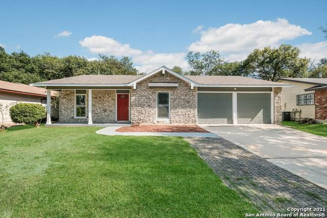 4306 Flint Hill St, San Antonio, TX 78230 (MLS #1560760) :: Sheri Bailey Realtor