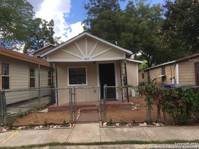 1617 Loma Vista St, San Antonio, TX 78207 (MLS #1560764) :: Sheri Bailey Realtor