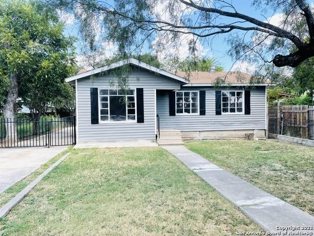 4215 Eldridge Ave, San Antonio, TX 78237 (MLS #1560788) :: 2Halls Property Team | Berkshire Hathaway HomeServices PenFed Realty