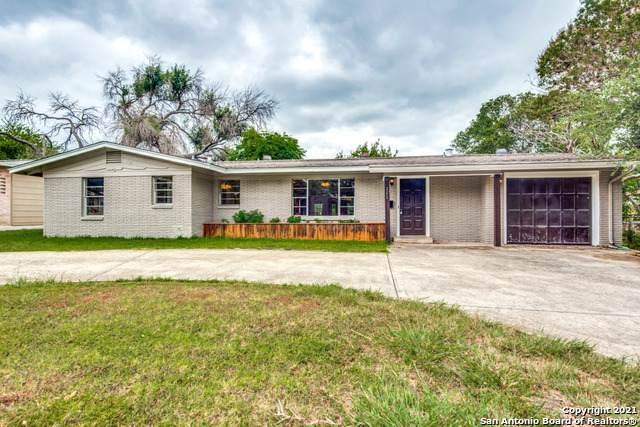 322 Sprucewood Ln, San Antonio, TX 78216 (MLS #1560875) :: The Gradiz Group