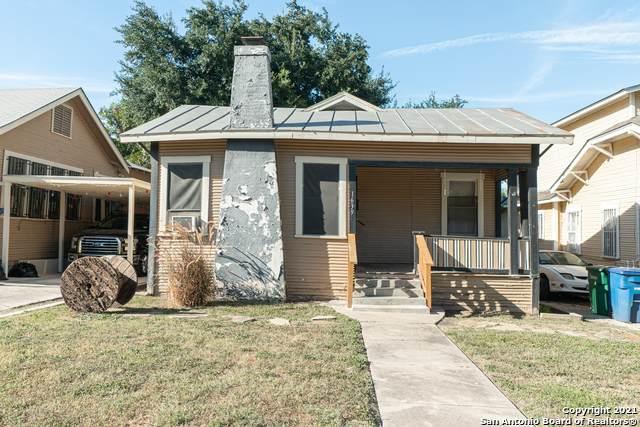 1639 E Highland Blvd, San Antonio, TX 78210 (MLS #1560929) :: Beth Ann Falcon Real Estate