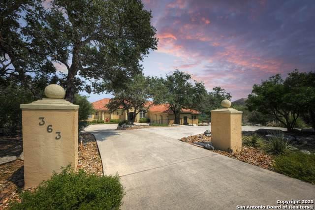 363 Grayhawk, Spring Branch, TX 78070 (MLS #1560936) :: Concierge Realty of SA