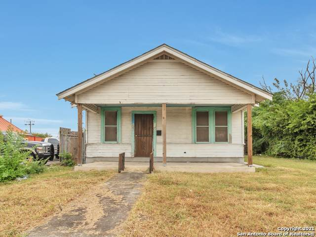 1143 Culebra Rd, San Antonio, TX 78201 (MLS #1560958) :: Santos and Sandberg