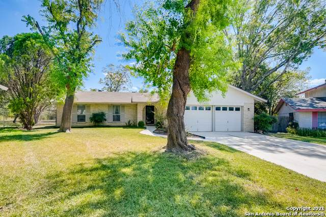 2234 Orange Blossom St, San Antonio, TX 78247 (MLS #1561085) :: Carter Fine Homes - Keller Williams Heritage