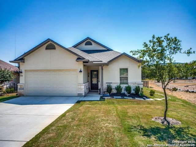 436 Shayla Ln, Canyon Lake, TX 78133 (MLS #1561101) :: Beth Ann Falcon Real Estate